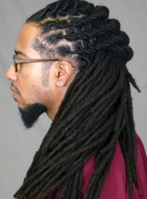 dreadlock men