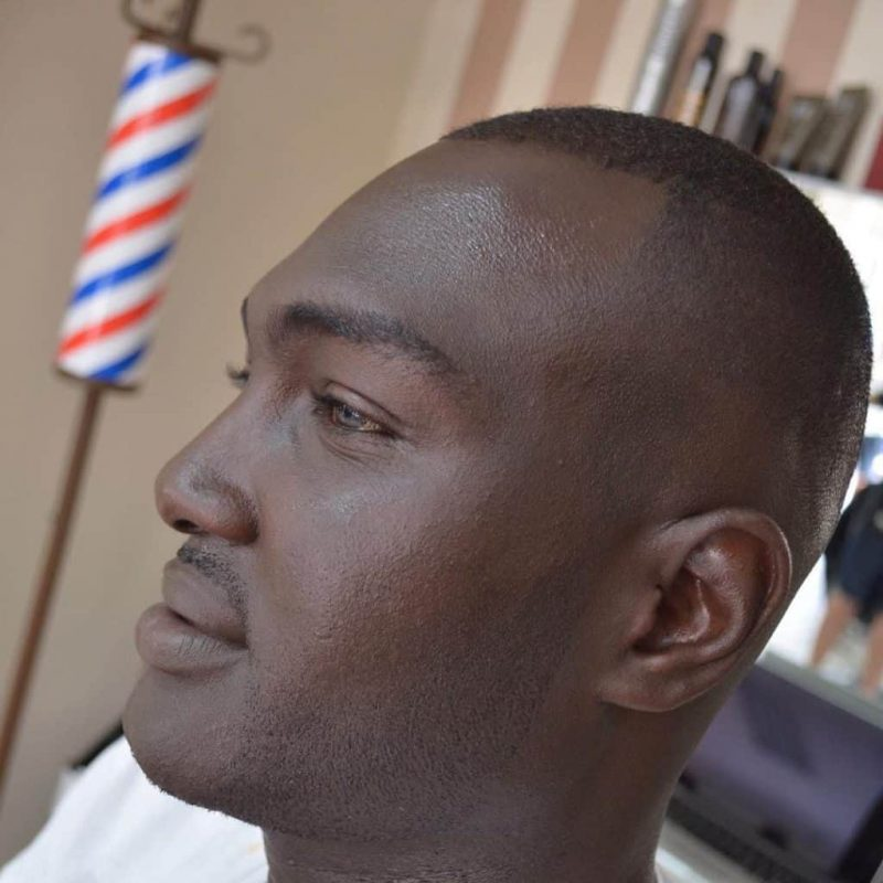 Military Haircuts For Black Men 23