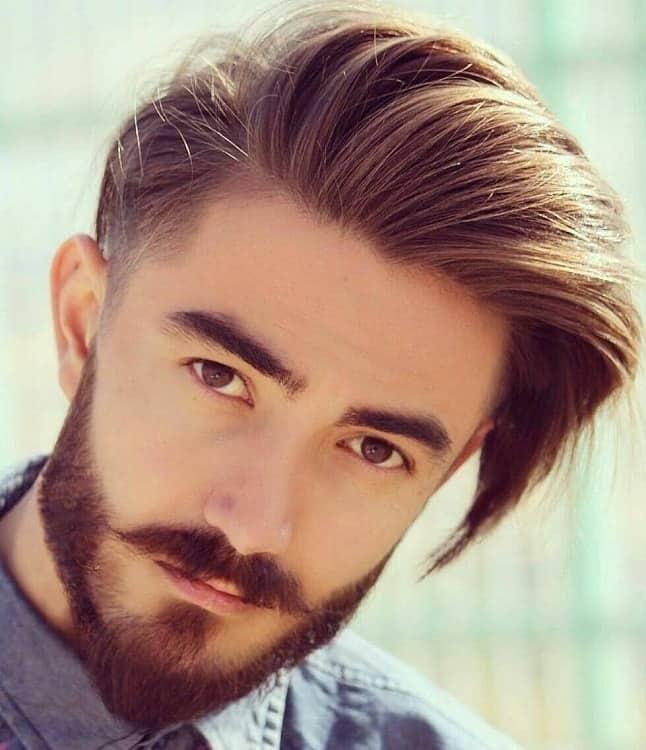 Light Brown Hair for Men