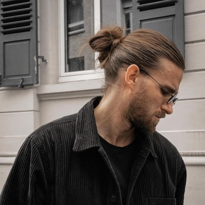 10 Long Slicked Back Hairstyles For Men 2021 Trends