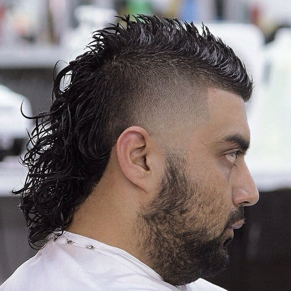 12 Modern Permed Mullet Hairstyles For 2019 Cool Men S Hair