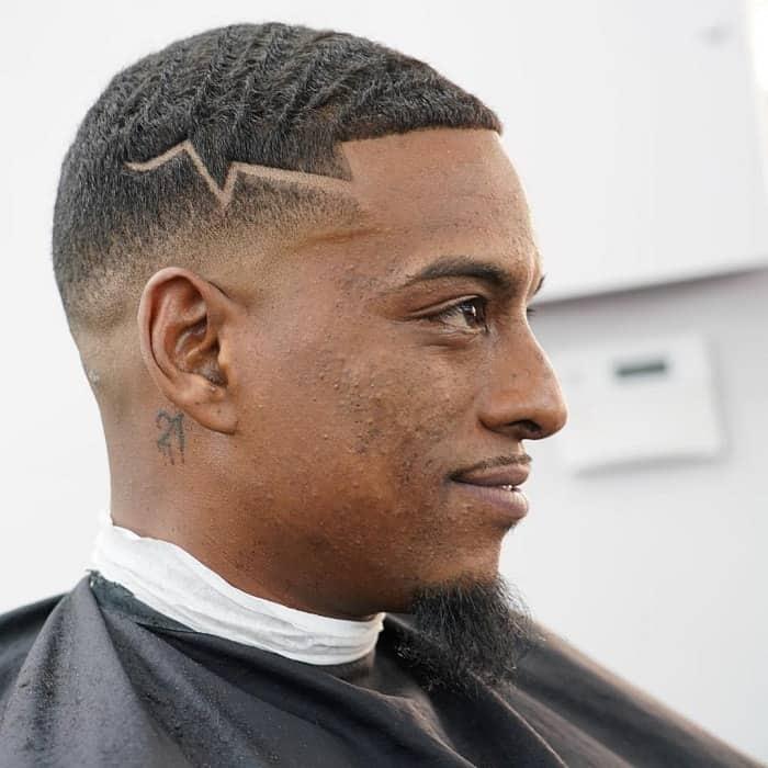 Bald Taper Fade for Black Men