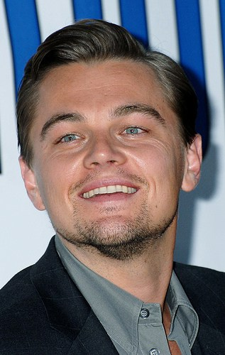 Mens Hairstyles from Leonardo DiCaprio