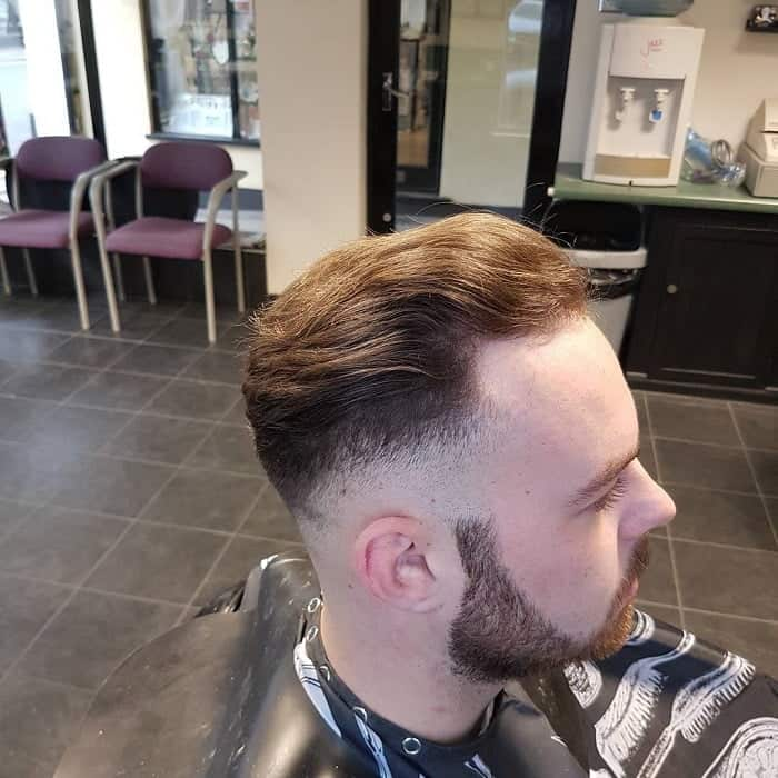 Short Thin Wavy Hairstyle