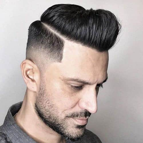 25 Best Faded Hairstyles For Men With Long On Top Cool Men S Hair