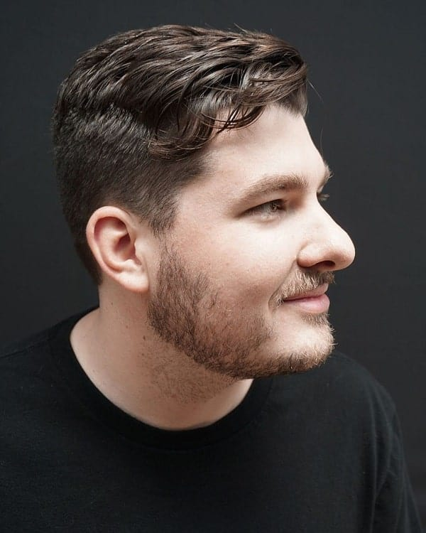 Short Waves for Round Faced Men