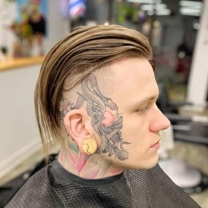 Bald Skin Fade