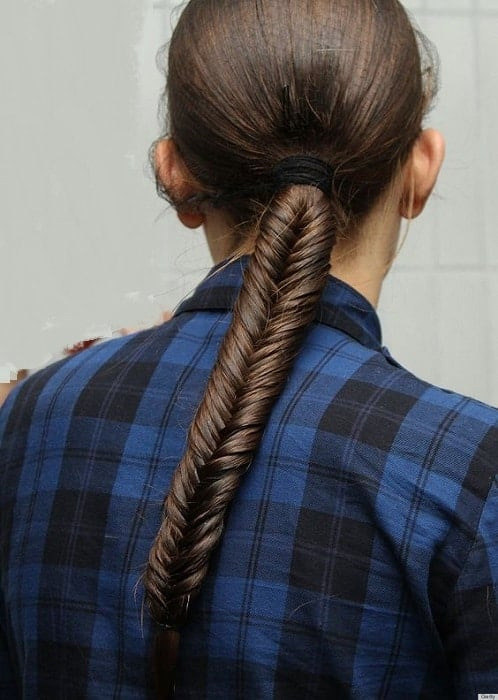 Fishtail Braid for Guys