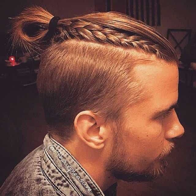 Fade with Braid