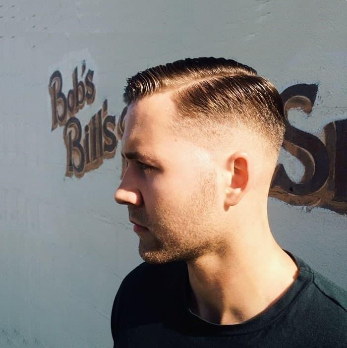 1940s german men's hairstyle