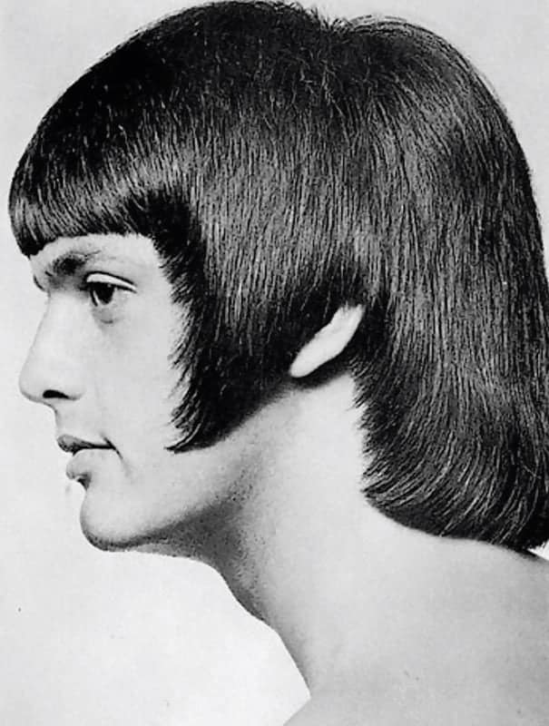 1960s long hairstyles for men