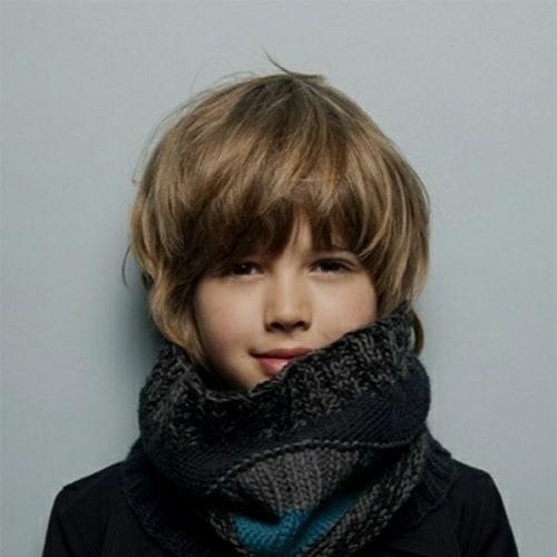 The Best 10 Year Old Boy Haircuts For A Cute Look October 2020