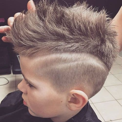 mohawk hairstyles for kid