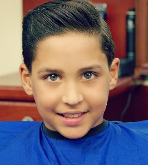 The Best 10 Year Old Boy Haircuts For A Cute Look