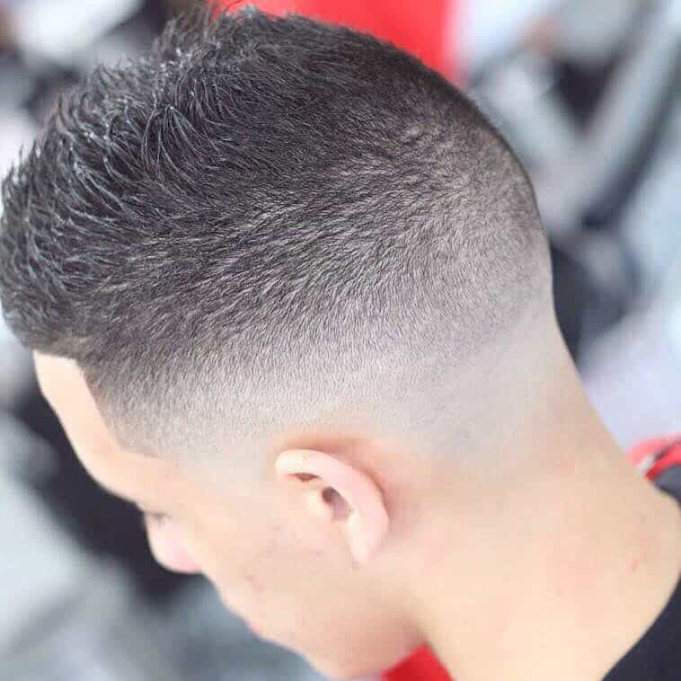 Classic Fade Buzz Cuts hairstyle