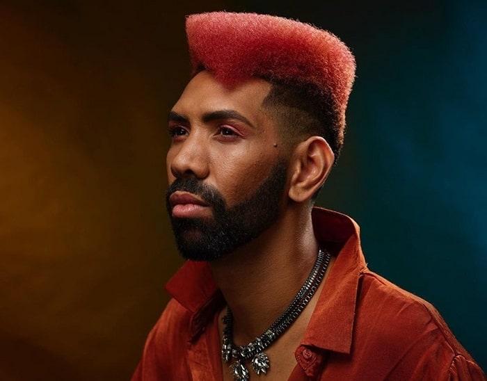 Fresh Prince Haircut