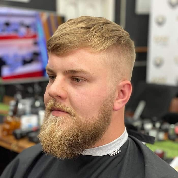 Fresh Haircut And Beard