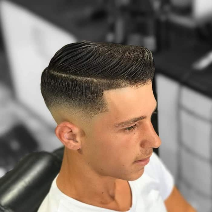 Fade Haircuts For Boys With Straight Hair