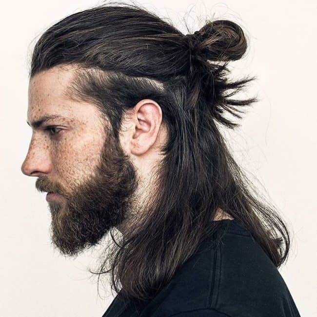 80 Best Man Bun Haircuts For The Stylish Guys November 2019