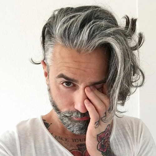 20 Classy Older Men Hairstyles To Rejuvenate Youth 2019