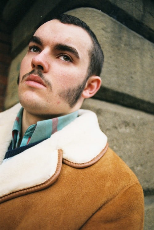 Sideburn style for men