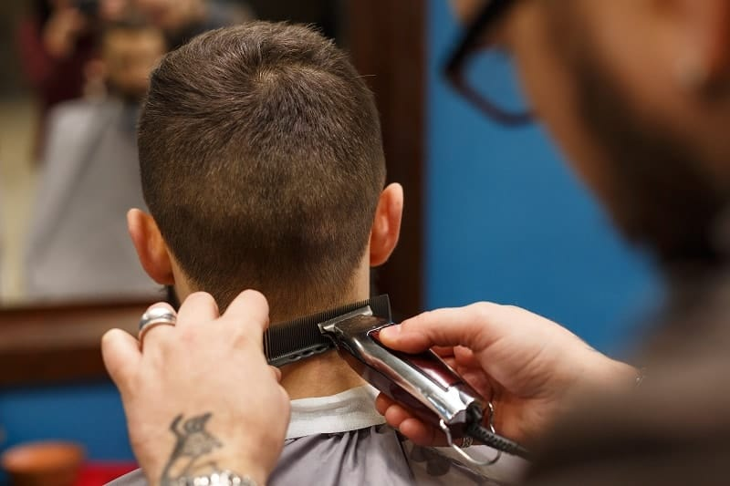 how to get 3 buzz cut for men