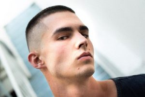 3 buzz cut for men
