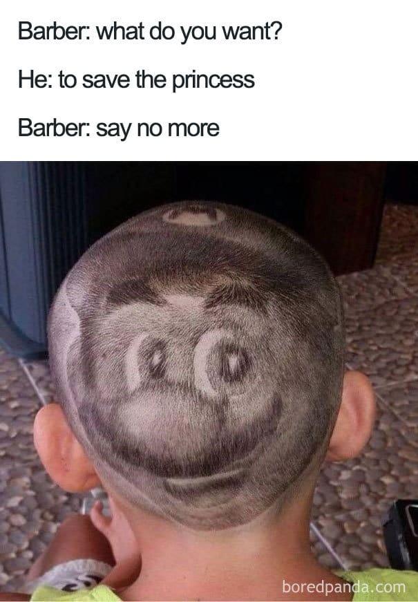60 Hilarious Hairstyle Memes Thatll Definitely Make You Laugh