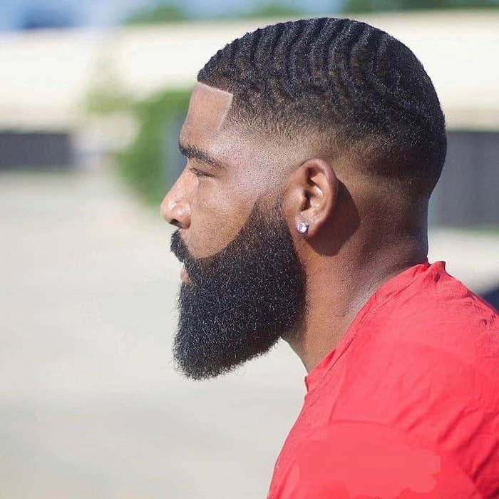360 waves taper fade