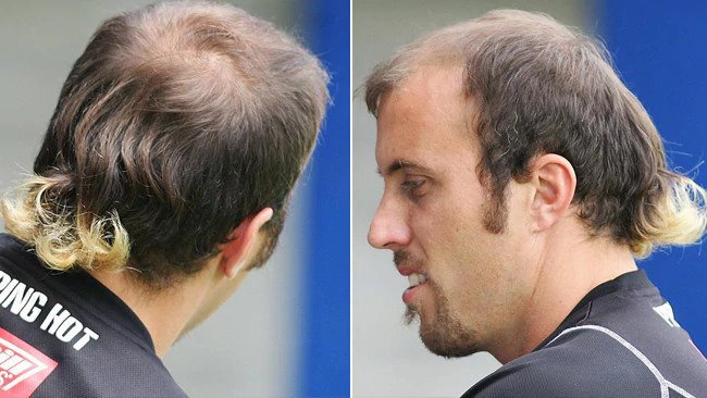 Rat Tail Hair Style: 12 Modern Permed Mullet Hairstyles For 2019