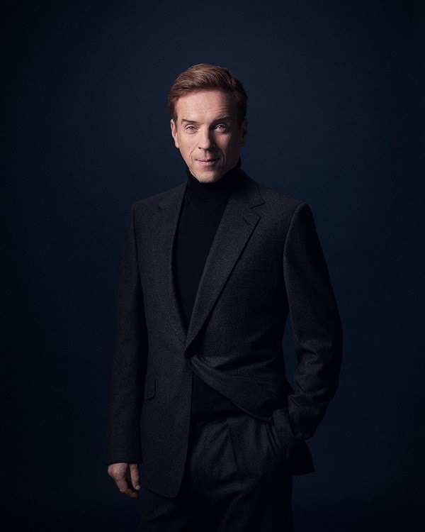 actor with red hair