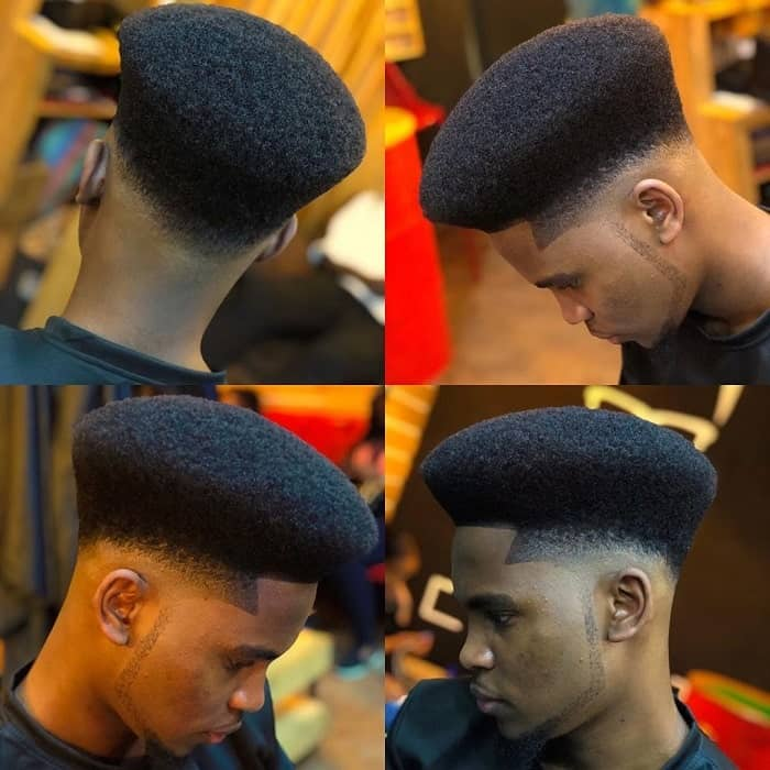 Low High Top Fade