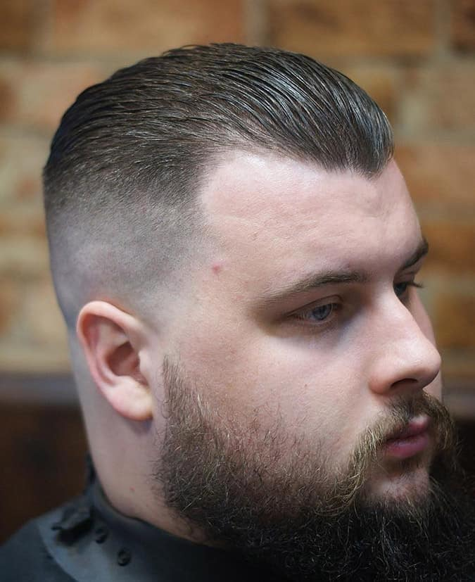 Mostly Donned Military Haircuts For Men 2018
