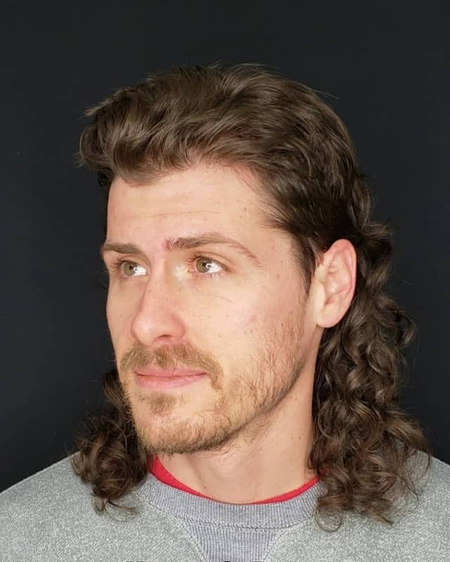 70s Mullet Haircut