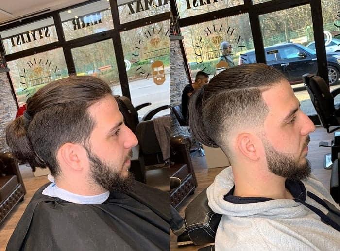 Fresh Long Haircut