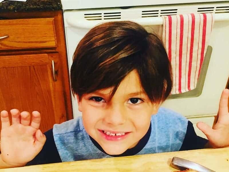 5 year old boy hairstyles