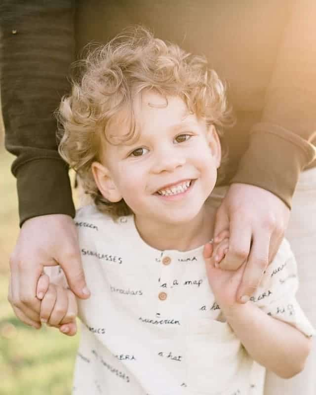 natural curly hairstyles for 5 year old boy