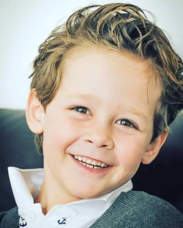 5 Year Old Boy Haircuts 15 Adorable