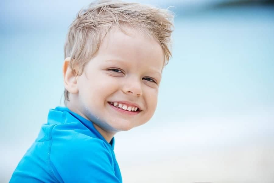 5 year old boy haircuts