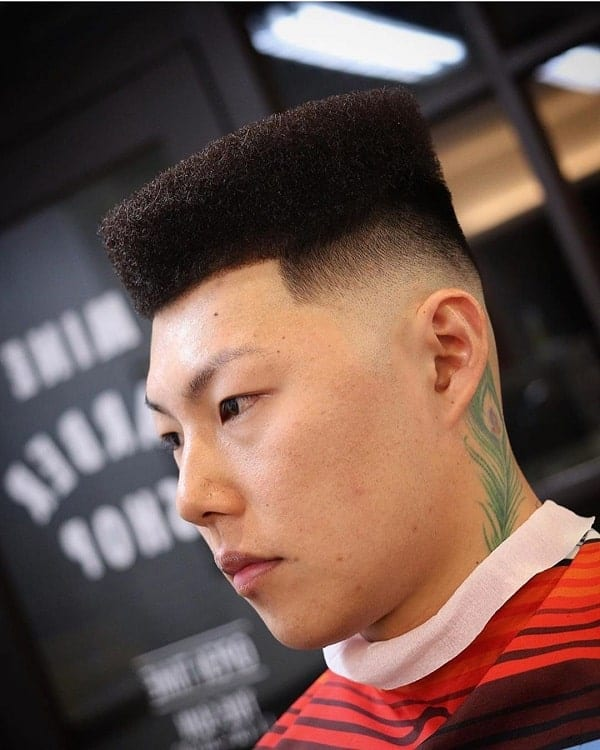 Fresh Cut with Low Fade