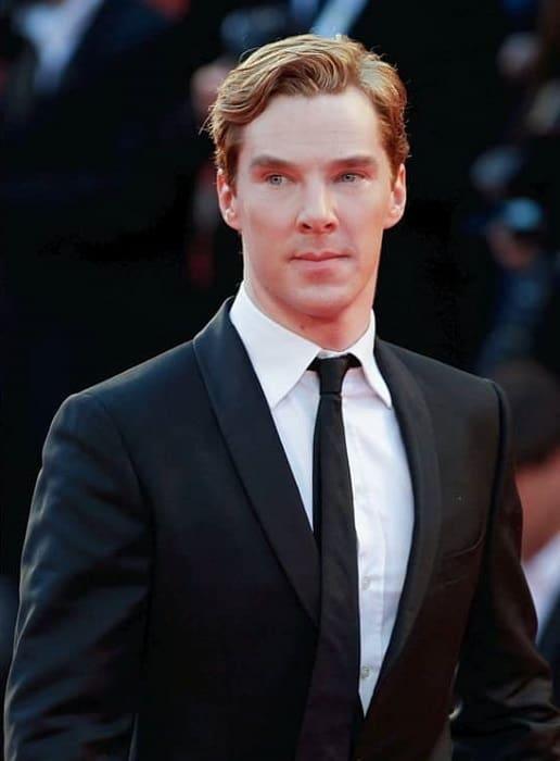 Actor inglés pelirrojo