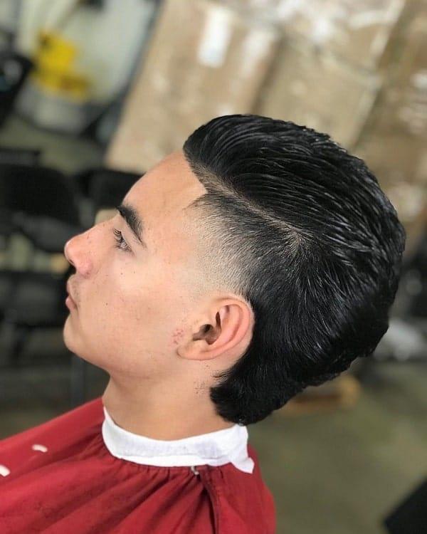 Short Mexican Mullet