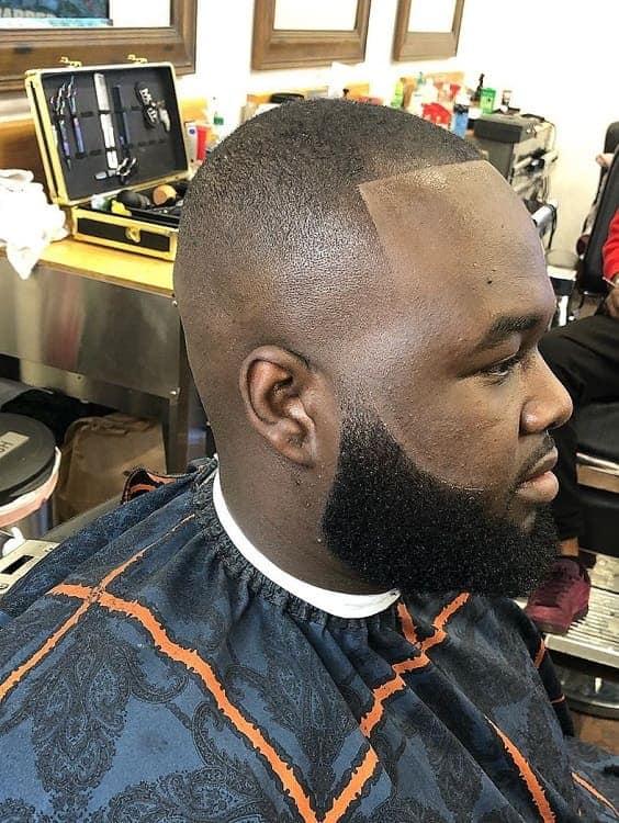 Southside Fade for Black Men
