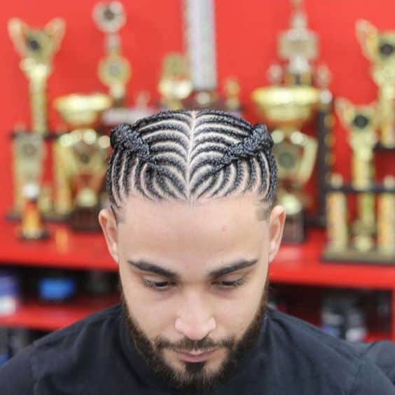 25 Amazing Box Braids For Men To Look Handsome March 2020