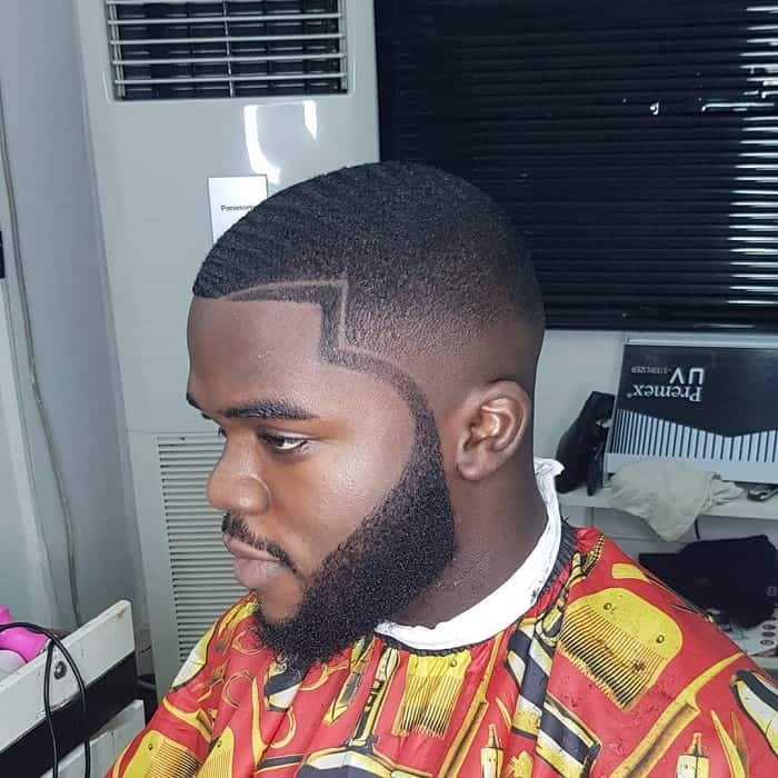 High Low Fade