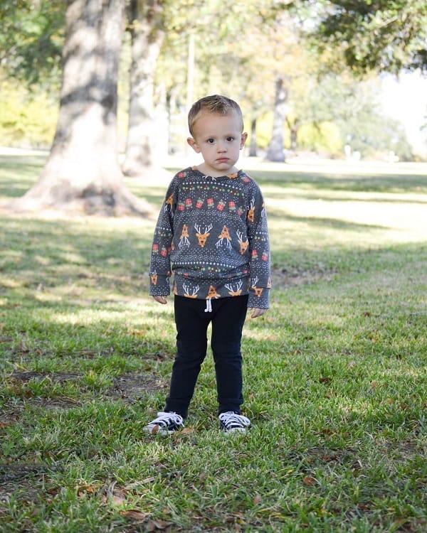 Short Haircut for Toddler Boys