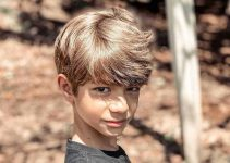 8 year old boy haircuts