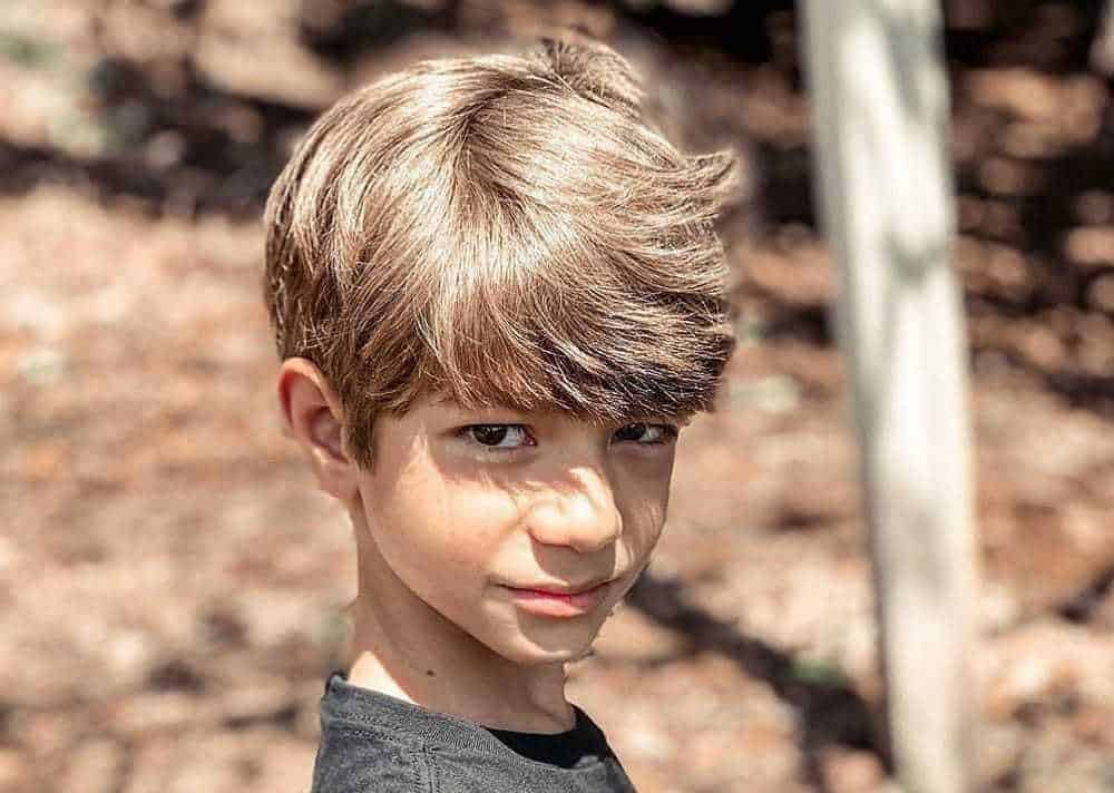 8 year old boy haircuts  top 6 styles to copy in 2020
