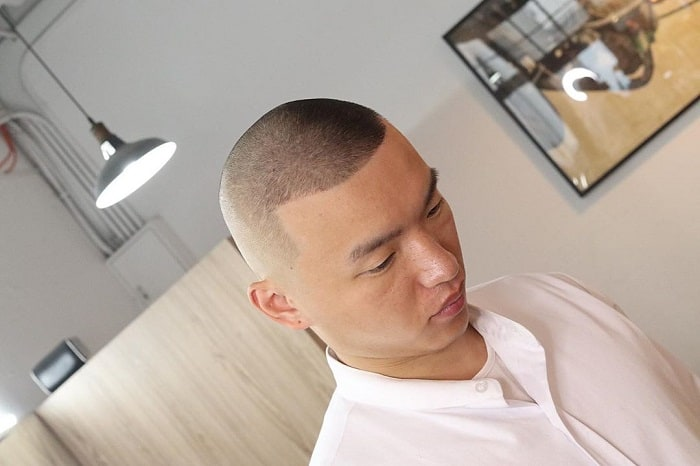 Southside Style Asian Fade