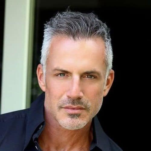 35 Classy Older Men Hairstyles To Rejuvenate Youth 2019